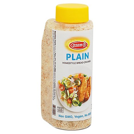Osem Homestyle Bread Crumbs Plain - 15 Oz