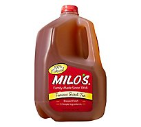 Milos Famous Sweet Tea - 128 Fl. Oz.