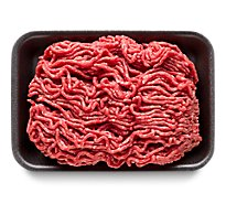 Ground Beef Chuck 80% Lean 20% Fat Case Ready - 1.00 Lb.