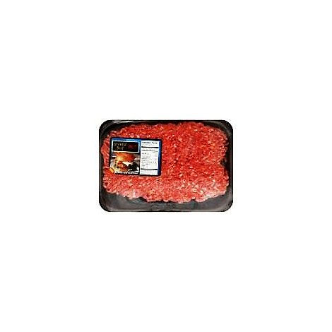 Ground Beef 93% Lean 7% Fat Case Ready - 1.00 LB