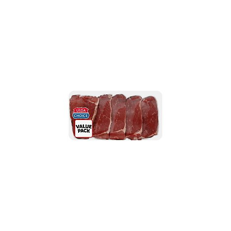 Certified Angus Beef Bottom Round Steak Value Pack - 2 LB
