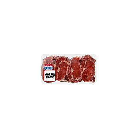 Certified Angus Beef Ribeye Steak Boneless Value Pack - 2.50 LB