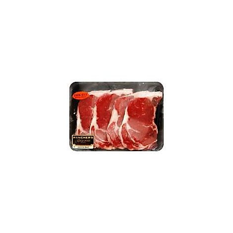 Certified Angus Beef Ribeye Steak Thin Boneless - 1 LB