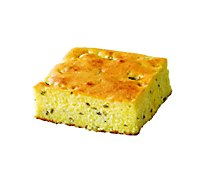 Bakery Cornbread Jalapeno Cheese 2 Piece