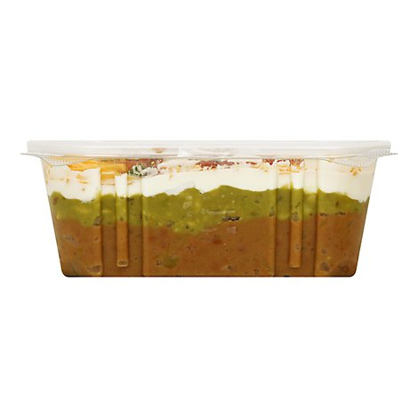 Bean Dip 7 Layer