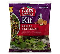 Fresh Express Apple & Cheddar Kit - 7.2 Oz