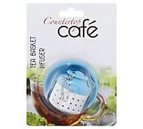Counter Top Caf Tea Basket Infuser - Each