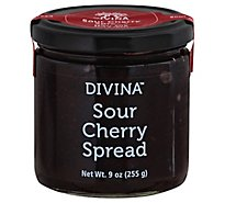 Foodmatch Divina Sour Cherry - 9 Oz
