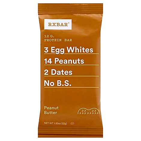 RXBAR Protein Bar Peanut Butter - 1.83 Oz
