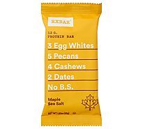 RXBAR Protein Bar 12 G. Maple Sea Salt - 1.83 Oz