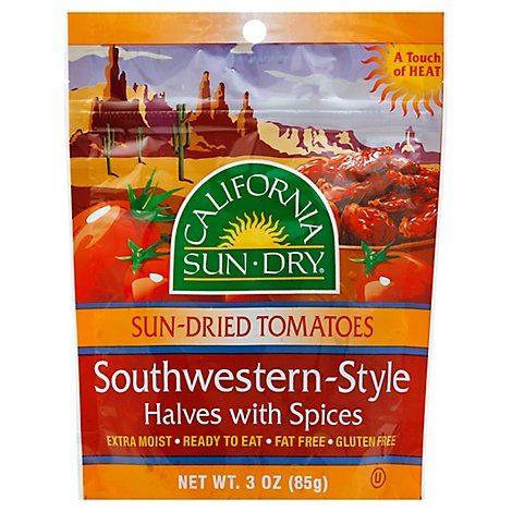 California Sun Dry Southwest Halves - 3 Oz