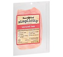 Boars Head Simplicity Uncured Ham - 7 Oz