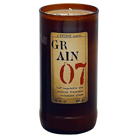 16 Fl Oz Reclaimed Bottle Candle Everyday - 16 Fl. Oz.