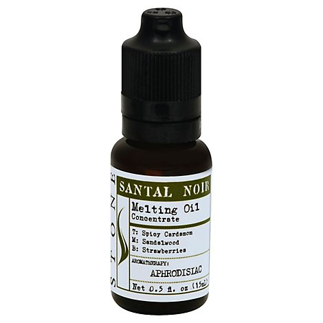 Melting Oil Santal - 15 Ml