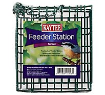 Kaytee Pet Feeder Station For Suet Wrapped - Each