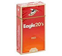 Eagle Cigarettes 20s Red 100s - Pack