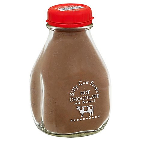 Sillycow Farms Chocolate Mixes Hot Chocolate Peppermint Twist - 16.9 Oz