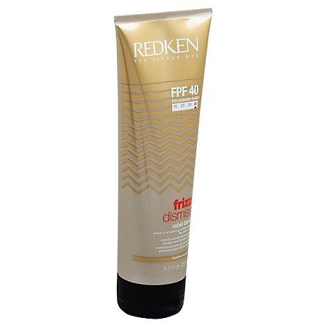 Redken Frizz Dismiss Fpf 40 Rebel Tame Cream - 8.5 Oz