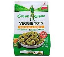 Green Giant Veggie Tots Broccoli & Cheese - 16 Oz