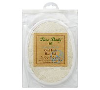 Pure Body Loofah Body Pad - 1 Each