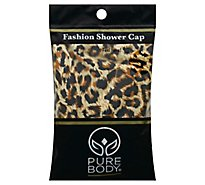 Pure Body Shower Cap - 1 Each