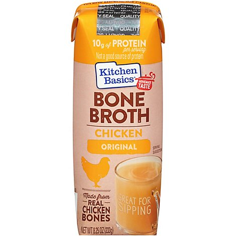 Kitchen Basics Bone Broth Chicken Original - 8.25 Oz