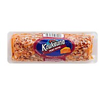 Kaukauna Port Wine Spreadable Cheese Log - 10 Oz.