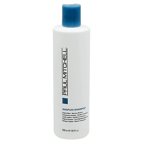 Paul Mitchell Awapuhi Shampoo - 16.9 Oz