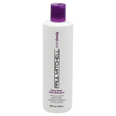 Paul Mitchell Shampoo Extra Body Daily - 16.9 Oz