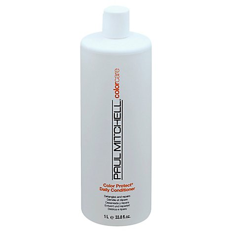 Paul Mitchell Cond Color Protect Daily - 33.8 Oz