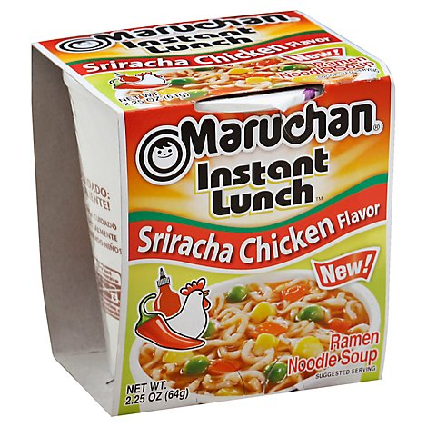 Maruchan Instant Lunch Ramen N - Online