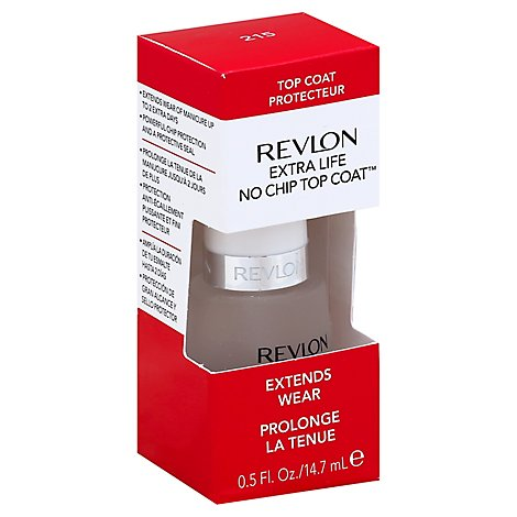 Revlon Rev Extra Life Top Coat - Each