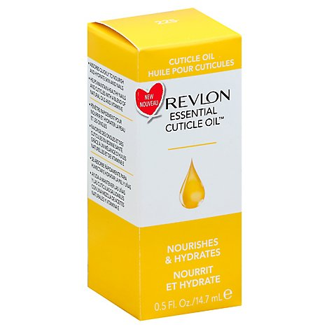 Revlon Rev Nail Care Cuticle Oil - Each