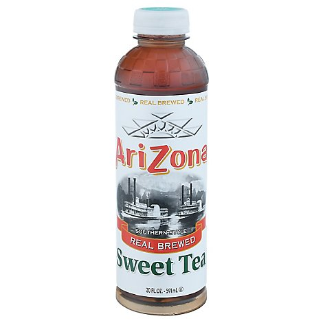 AriZona Sweet Tea Real Brewed Southern Style - 20 Fl. Oz.