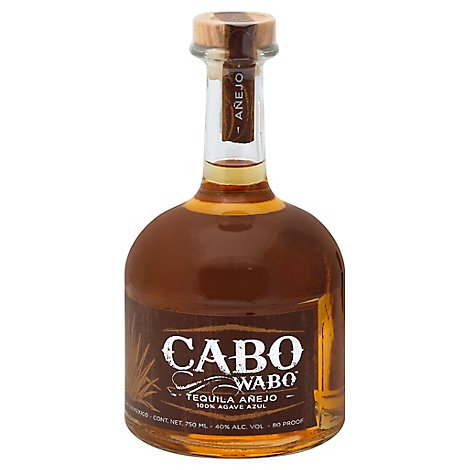 Cabo Wabo Anejo Tequila - 750 Ml