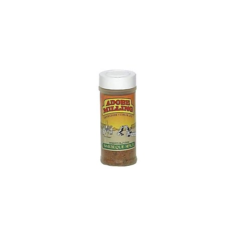 Adobe Milling Spice Barbeque Bottle - 7 Oz