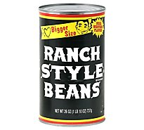 Ranch Style Beans - 26 Oz