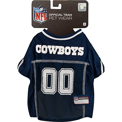 NFL Dallas Cowboys Mesh Jersey Small - Each