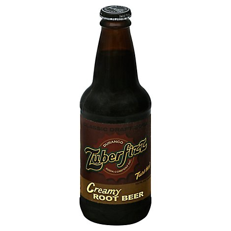 Durango Soda Co Rootbeer - 12 Fl. Oz.