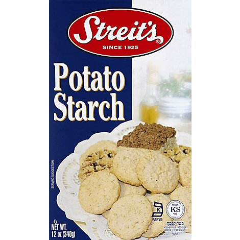 Streits Potato Starch - 12 Oz