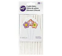 Wilton Sticks Cookie - 20 Count