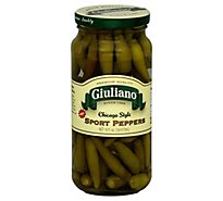 Giuliano Peppers Sport Chicago Style Hot - 16 Fl. Oz.