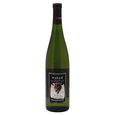 Snoqualmie Wine White Riesling - 750 Ml