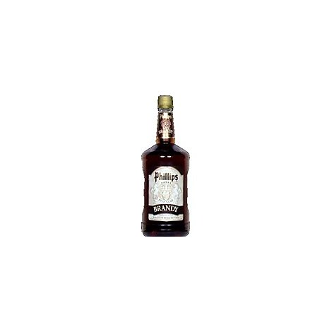 Phillips Brandy - 1.75 Liter