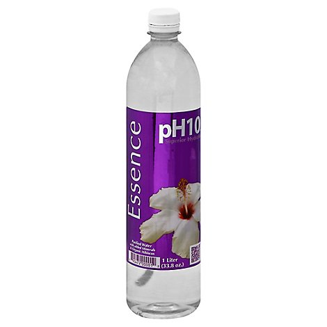 Essence Purified Water with added Minerals - 33.8 Fl. Oz.