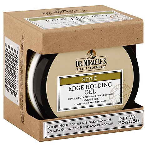 Dr Miracles Edgeing Hold Gel - 2 Oz