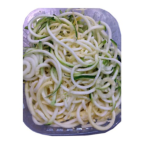 Zuchinni & Yellow Squash Noodles