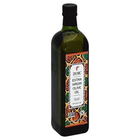 Zoe Diva Select Oil Olive Xvrgn - 25.5 Oz