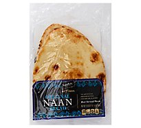 Fresh Baked Signature SELECT Original Flat Bread Naan - Each
