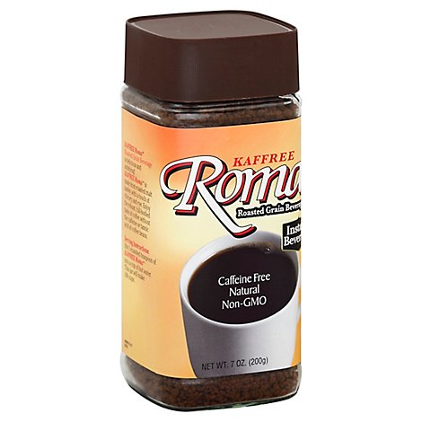 Roma Kaffree Roasted Grain Beverage - 7 Oz
